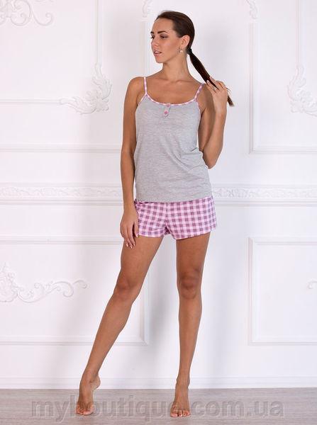 Женская пижама с шортиками 597