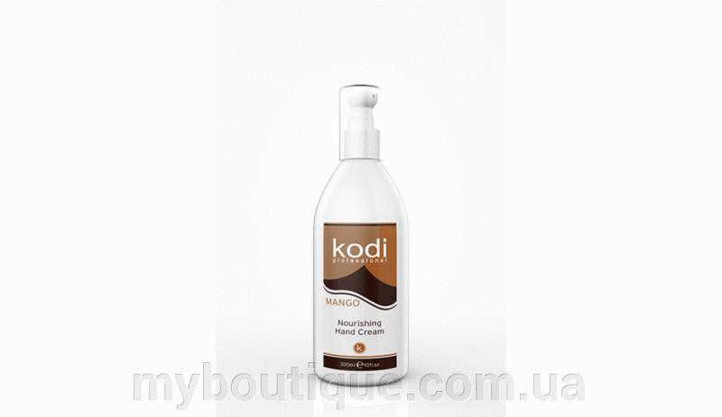 Питательный крем для рук Kodi Манго 300 мл