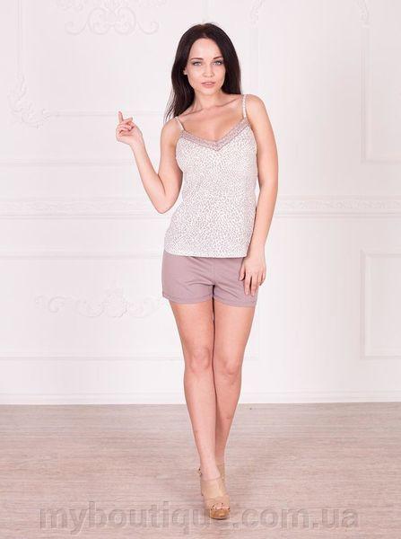 Женская пижама с шортиками 570