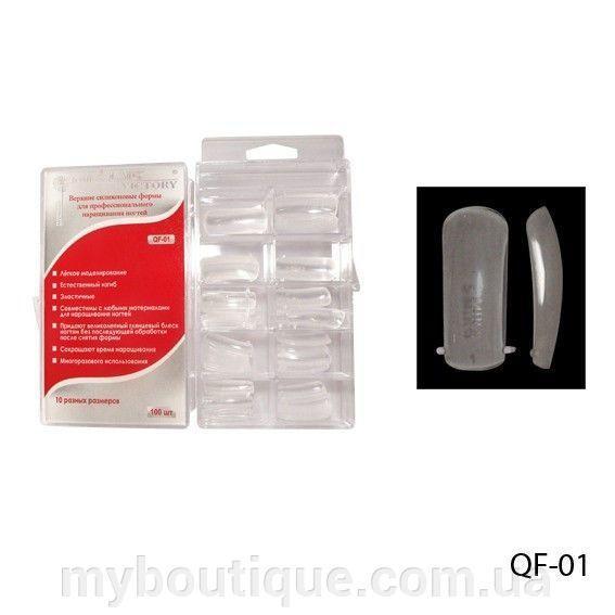 Верхние силиконовые формы для наращивания ногтей