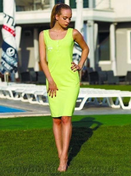 Женское летнее платье 525