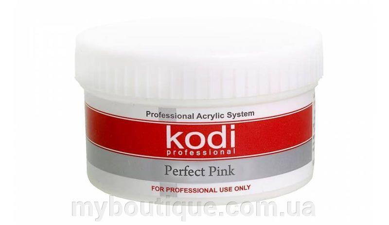 Kodi Professional Perfect Pink Powder (прозрачно-розовый, базовый акрил), 60 гр