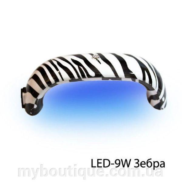 LED лампа для гель-лака mini, 9 ВТ