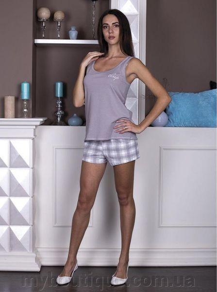 Женская пижама с шортиками 572/1