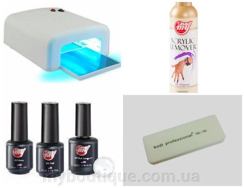 Стартовый набор My Nail с УФ лампой на 36 ватт