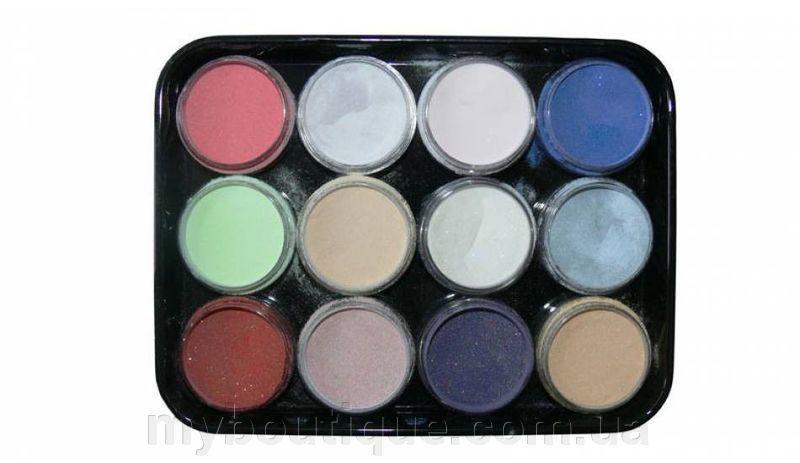 Kodi Professional набор цветных акрилов L5,12 шт