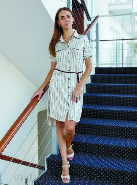 Женское летнее платье 602