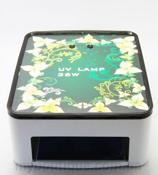 УФ Лампа для наращивания ногтей Simai UV 36 W