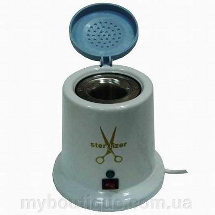 Стерилизатор кварцевый для маникюрных инструментов (металлический корпус)