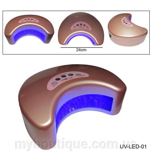 Фото  УФ LED лампа для ногтей UV-LED-01