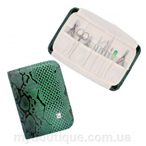 Фото Инструменты для маникюра, педикюра, Маникюрные наборыСталекс НМ-12 Набор маникюрный