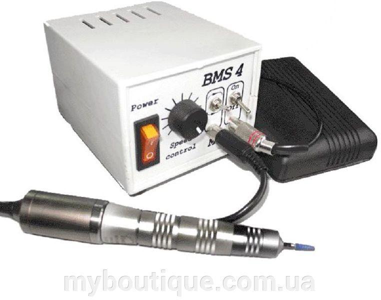 Фрезер для маникюра и педикюра BMS-4 (30 000 об) 40 Вт
