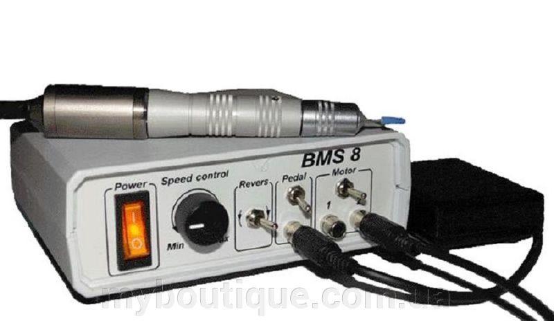 Фрезер для маникюра и педикюра BMS-8 (35 000 об) 80 Вт