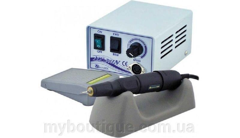 Фрезер для маникюра и педикюра Micro-NX 201N-50_a (серый)