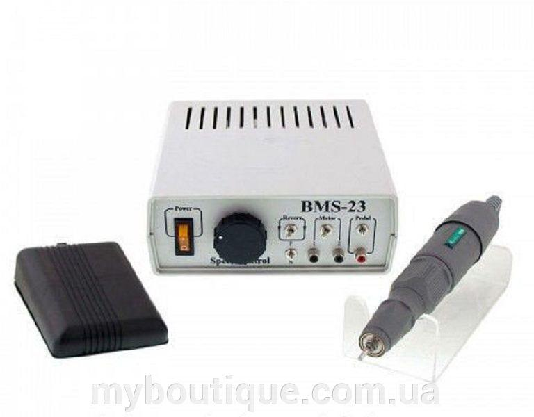 Фрезер для маникюра и педикюра BMS-23 (45 000 об) 120 Вт