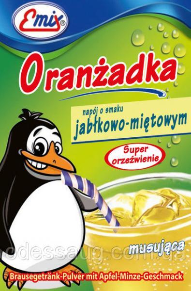 """Напиток """"Oranzadka"""" яблоко,16 г"""