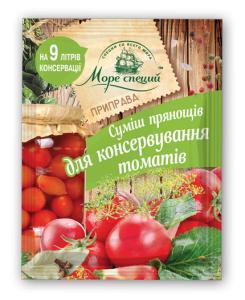 Фото Всё для консервации Смесь для консервирования томатов