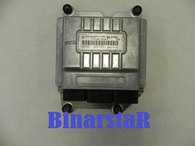 М240  блок управления электронный ТНВД ЯМЗ 656, 658, 534