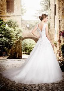 Фото Свадебные платья СВАДЕБНОЕ ПЛАТЬЕ PP009
