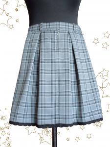 Фото Детская одежда Юбка в складку