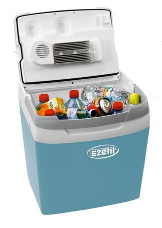 Автохолодильник Ezetil E26 EcoCool EEI Boost (12V/230V), 27 л.