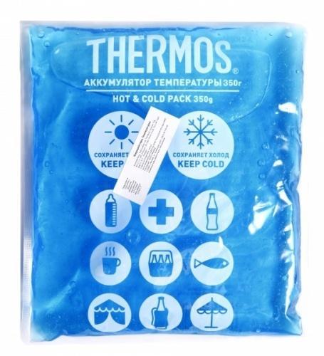 Аккумулятор холода и тепла Thermos GelPack, 1 шт, 350 гр.