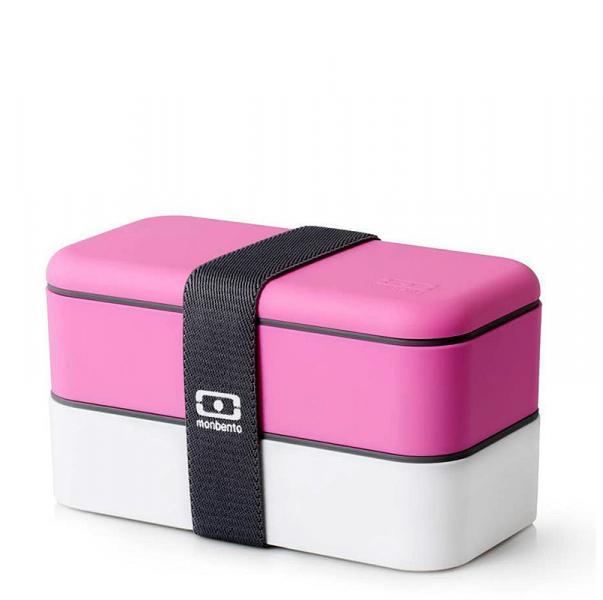 Ланч-бокс Monbento Original, розовый, 1 л.