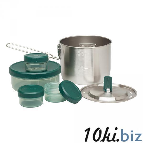 Туристический набор Stanley Adventure (0.95 литра/0.4 литра/0.38 литра) Наборы туристической посуды в России