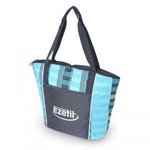 Фото  Сумка-холодильник (термосумка) Ezetil Lifestyle 25 синяя, 25 л.