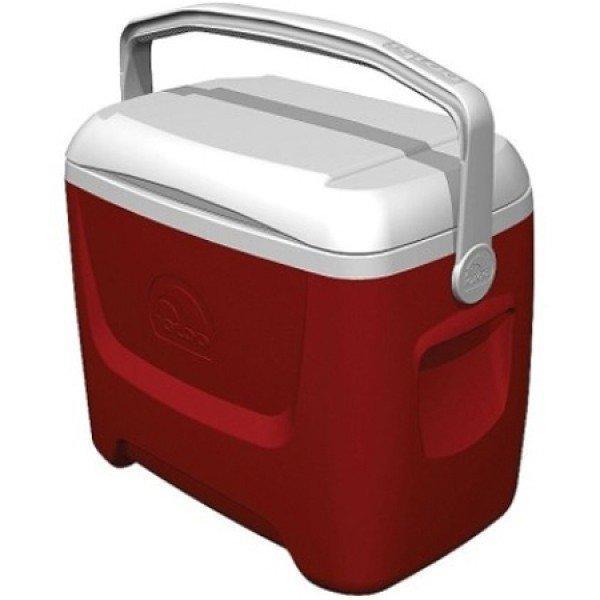 Изотермический контейнер (термобокс) Igloo Island Breeze 9, красный, 8 л.