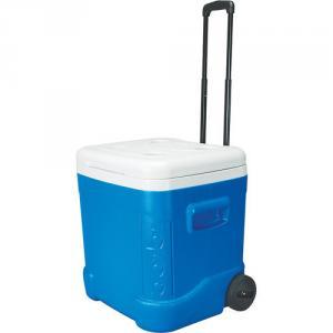 Фото  Изотермический контейнер (термобокс) Igloo Ice Cube 60 Roller, 56 л.