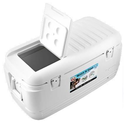 Изотермический контейнер (термобокс) Igloo Quick&Cool 100, 96 л.