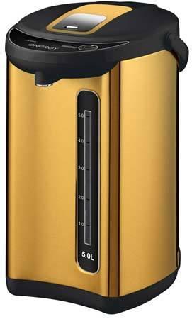 Термопот ENERGY TP-617 золотой, 5 л.