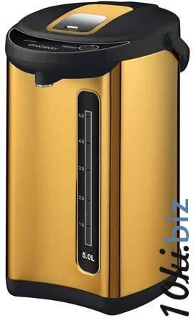 Термопот ENERGY TP-617 золотой, 5 л. Электрочайники и термопоты бытовые в Москве