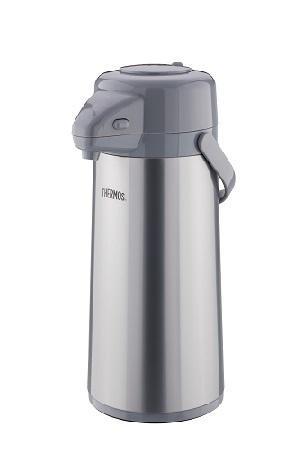 Термос Thermos TPP-2200MPP с пневмонасосом (стеклянная колба) 2.2 л.