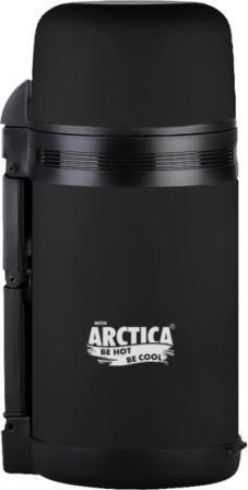 """Термос с супер-широким горлом, универсальный, """"Арктика"""", 1 л."""