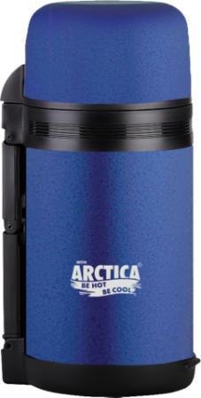 """Термос с супер-широким горлом, универсальный, """"Арктика"""", 800 мл."""