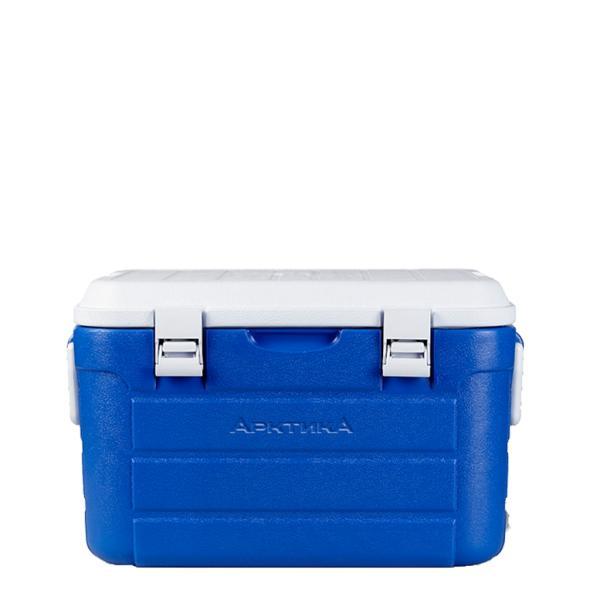 """Изотермический контейнер с высокой степенью термоизоляции, синий, """"Арктика"""", 30 л."""