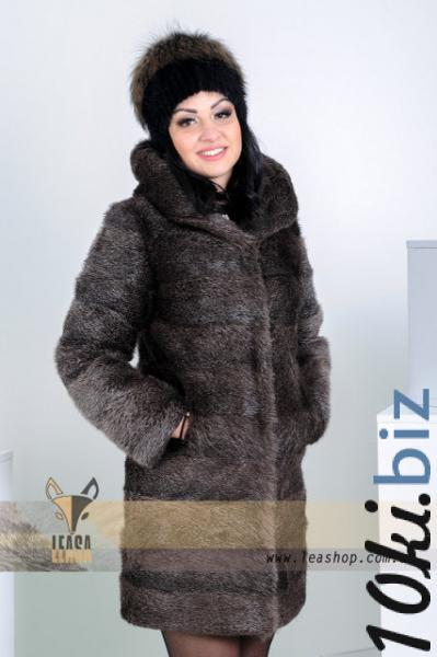 Шуба из натуральной нутрии новый фасон купить в Харькове - Шубы из меха нутрии