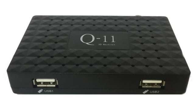 Спутниковый цифровой DVB-S2 ресивер Q-11