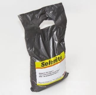 Selenite (Селенит) ГИПС 2 кг (белый) высокопрочный