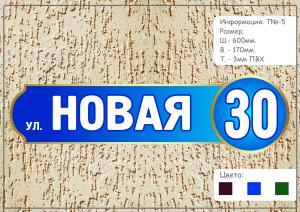 Фото АНШЛАГИ НА ДОМА Табличка название улицы №5