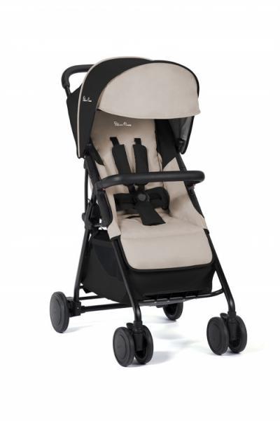Детская прогулочная коляска-трость Silver Cross Avia Sand/Black