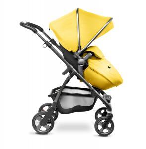 Фото Коляски, Коляски 2 в 1 Коляска Silver Cross Wayfarer Graphite/Yellow