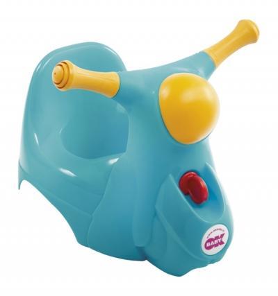 Детский анатомический горшочек-игрушка Scooter Potty
