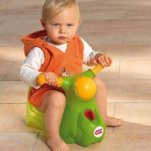 Фото Купание и гигиена Детский анатомический горшочек-игрушка Scooter Potty