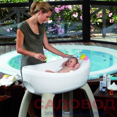Ванночка Onda Luxy Bubbles Детские ванночки, горки, нескользящие вкладки на рынке Садовод
