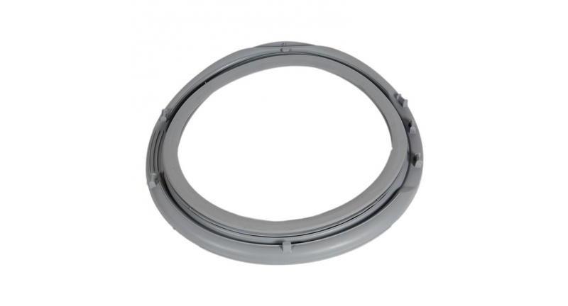 Уплотнитель двери (манжета) для стиральной машины Ariston / indesit - C00118008