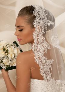 Фото Свадебная фата V0162C Фата