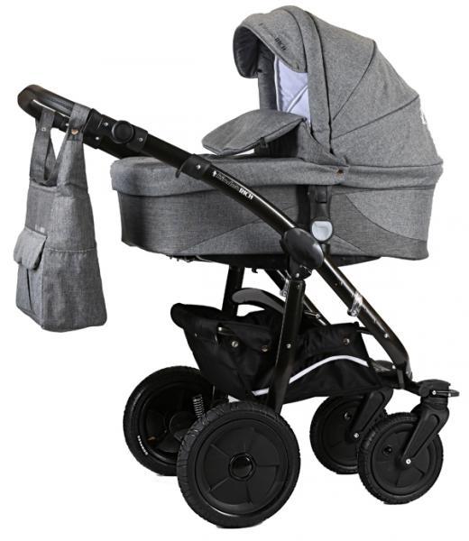 Детская коляска RoxBaby KinderRich Len 2 в 1